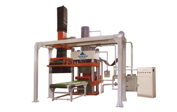 群峰机械YX-1100数控全自动双向压砖机
