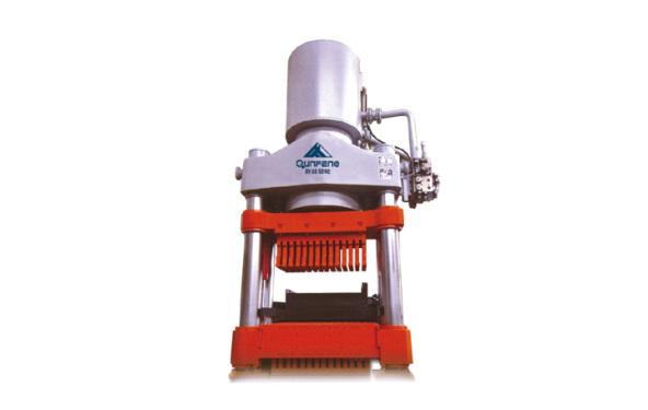 群峰机械YX-800数控全自动双向压砖机