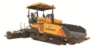 柳工CLG509A攤鋪機