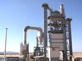 森远LB2000型间歇式沥青混合料搅拌设备