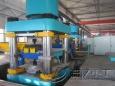 德亿重工DYS系列双面加压全自动液压砖机高清图 - 外观