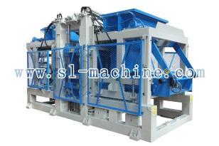 三联机械QT12-15自动砌块成型机