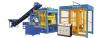 中材建科QTY10-15液压全自动砌块成型机生产线