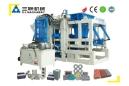 三联机械QT10-15透水砖机高清图 - 外观