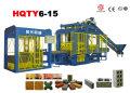 恒兴机械HQTY6-15普通型全自动砌块成型机砖机高清图 - 外观