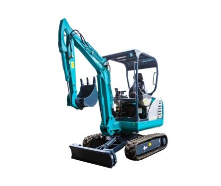 山河智能SWE20B微型挖掘机