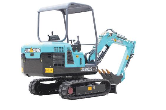 晋工JGM9022-2挖掘机
