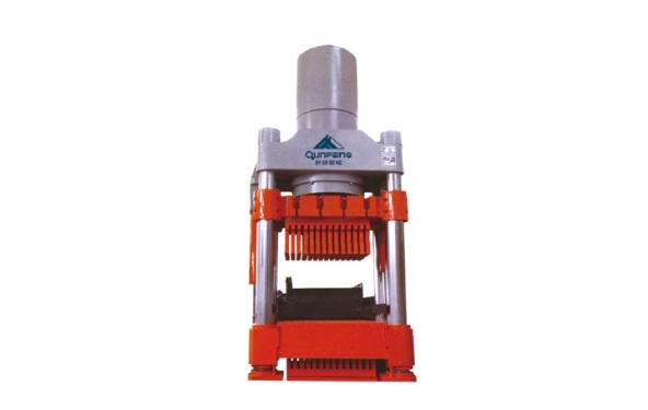 群峰机械YX-600数控全自动双向压砖机