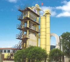 森远LB1500型间歇式沥青混合料搅拌设备