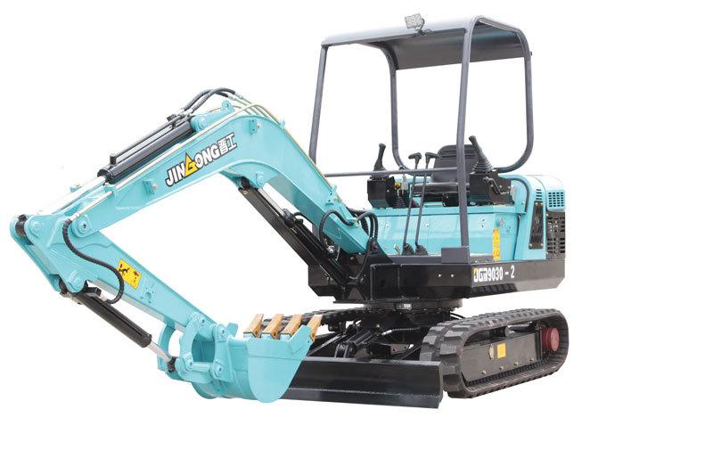 晋工JGM9030-2挖掘机