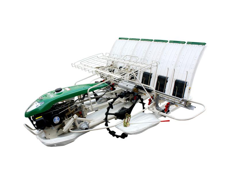 常发2ZS-6水稻插秧机高清图 - 外观
