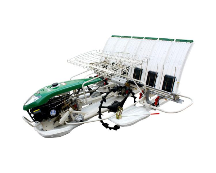 常发2ZS-6水稻插秧机