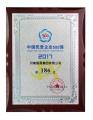2017年中国民营企业500强