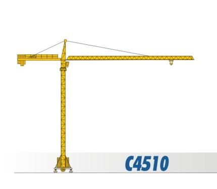 川建C4510水平臂塔式起重机