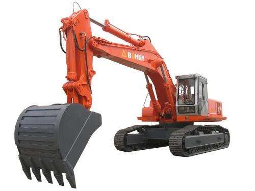 邦立CED460-8反铲电动液压挖掘机