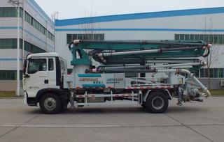 森源重工SMQ5202THB33米泵車