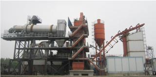 无锡恒达沥青混合料热再生系统
