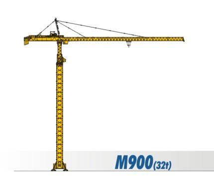 川建M900(32t)水平臂塔式起重机