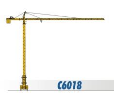 川建C6018水平臂塔式起重机