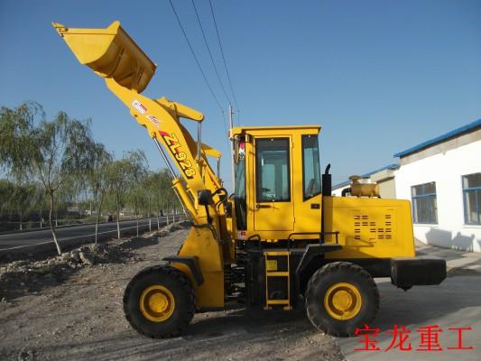宝龙重工ZL-18装载机高清图 - 外观