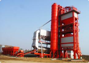 北京加隆CL-4000沥青搅拌设备