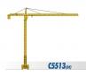 川建C5513(6t)水平臂塔式起重机