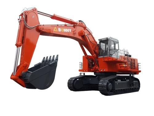 邦立CE1000-7反铲柴油液压挖掘机