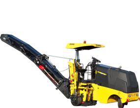 宝马格BM 500/15铣刨机高清图 - 外观