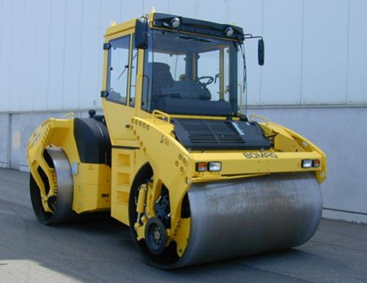 宝马格BW 203 AD-4双钢轮压路机