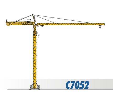 川建C7052水平臂塔式起重机