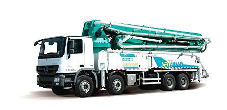 森源重工SMQ5331THB46米泵车