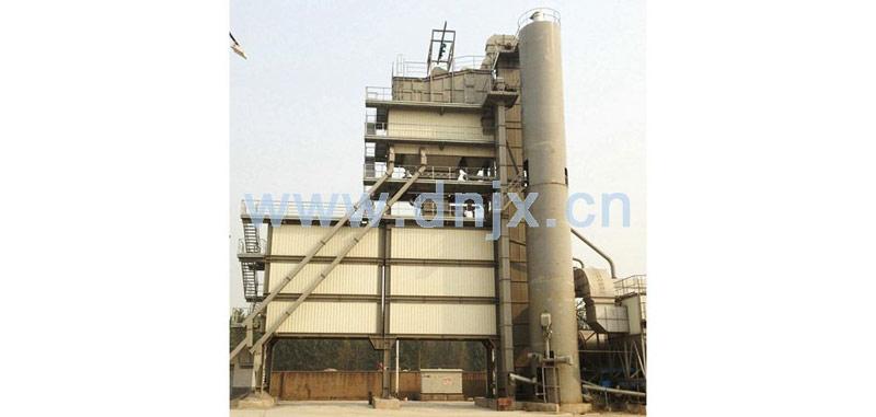 东南机械LBP系列沥青混合料搅拌设备高清图 - 外观