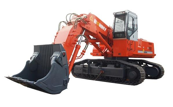 邦立CED650-8正铲电动液压挖掘机
