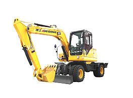 德工DG680轮式挖掘机