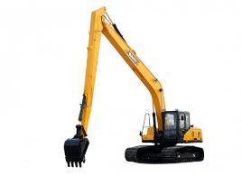 三一重工SY215C加长臂中型液压挖掘机