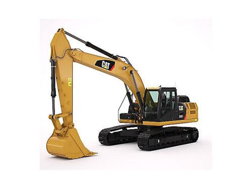 卡特彼勒CAT®326D2L液压挖掘机