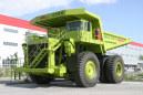 北方股份NTE150 电动轮矿用卡车高清图 - 外观