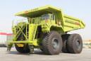 北方股份NTE330电动轮矿用卡车高清图 - 外观