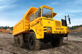 同力重工TL84系列非公路宽体自卸车高清图 - 外观