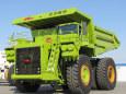 北方股份NTE200电动轮矿用卡车高清图 - 外观