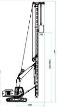 泰信机械KDD45打桩锤高清图 - 外观