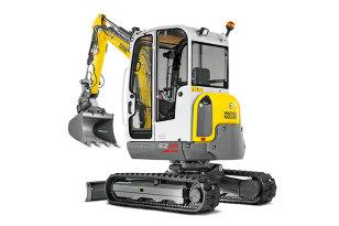 威克诺森EZ28履带式无尾挖掘机