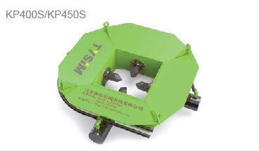 泰信机械KP400S/KP450S液压截桩机