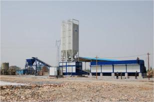 镇江阿伦WBS300稳定土厂拌设备