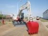 竹内TB1135C中小型全液压挖掘机