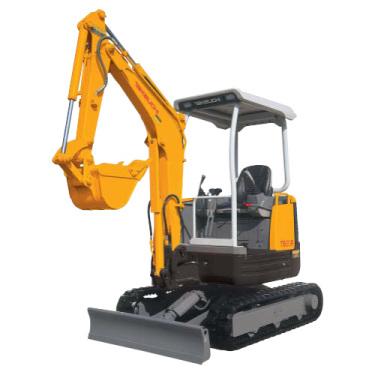 竹内TB20R小型挖掘机