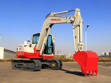 竹内TB290C小型挖掘机