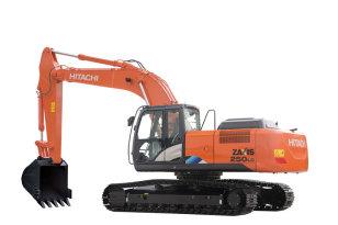 日立ZX250LC-5A中型挖掘机