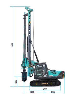 泰信机械KR80K旋挖钻机