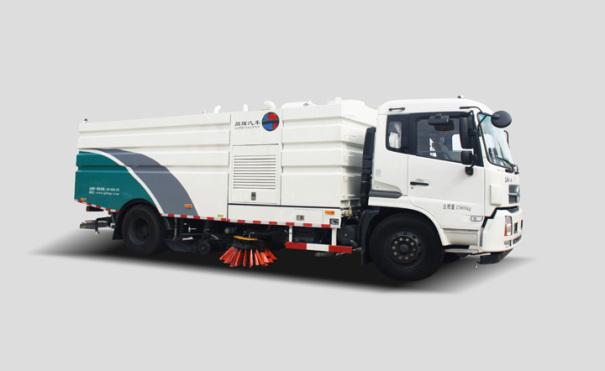 同輝汽車QTH5162TXS8方天錦底盤洗掃車
